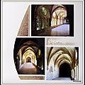 Portiragnes 2015 - abbaye de valmagne 5 - cloître