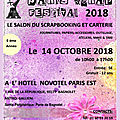 Paris scrap festival 2018 le 14 octobre 2018