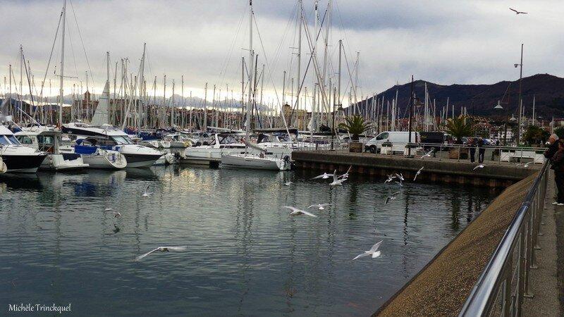Hendaye port 09011610