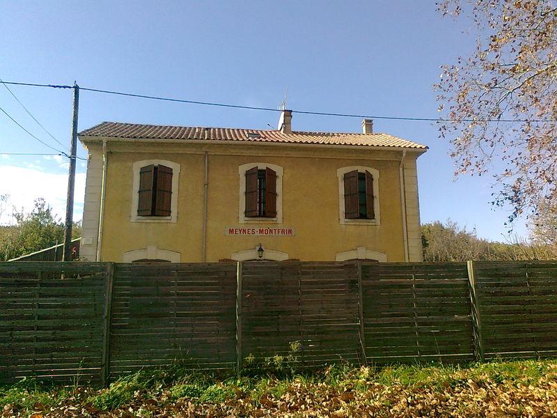 Meynes (Gard)