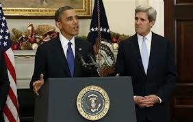 Barack Obama & John Kerry