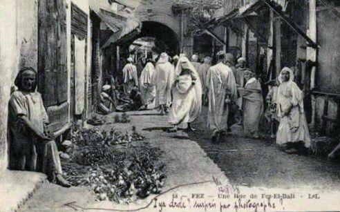 Rue de Fès Bali