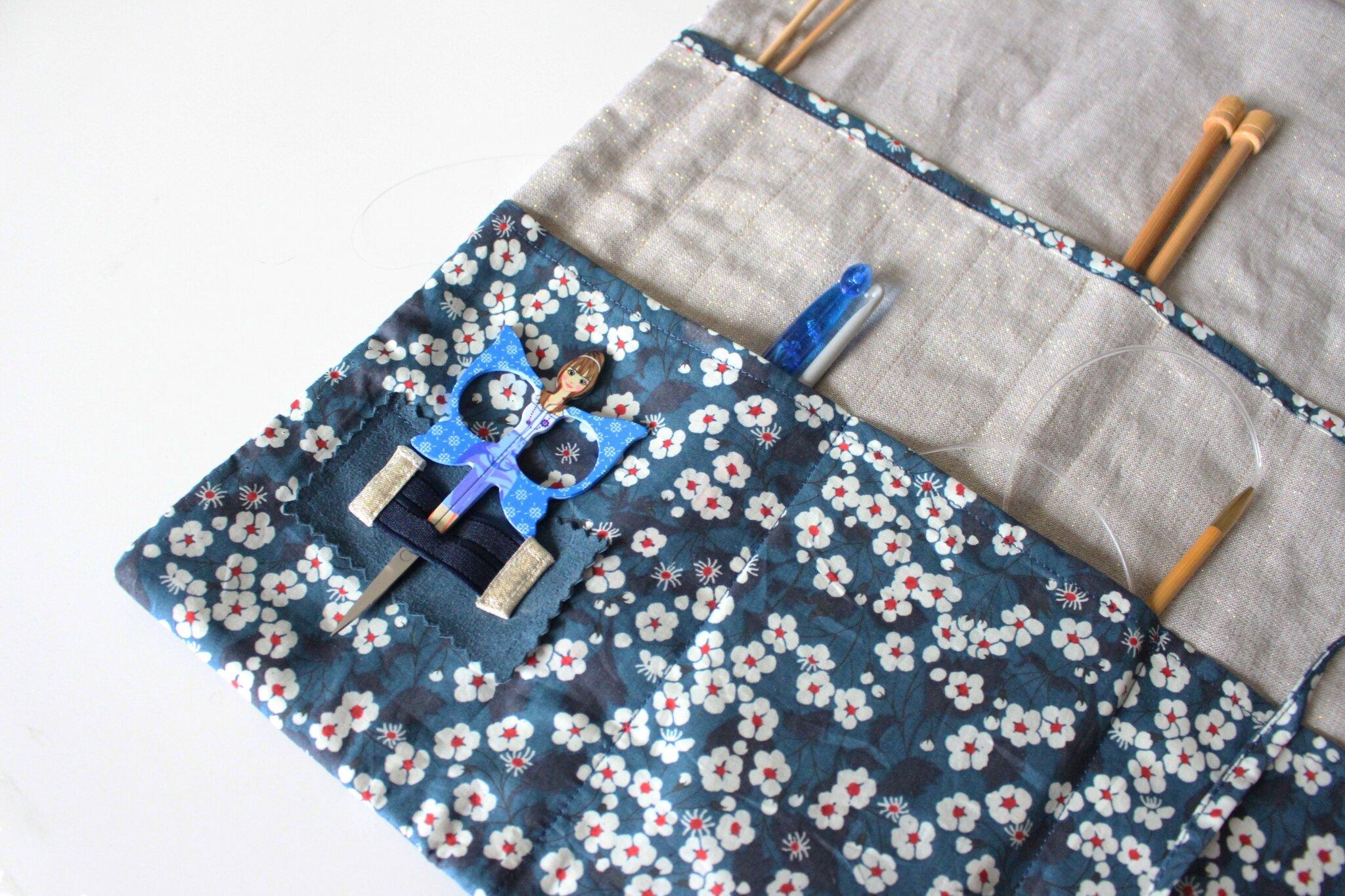 on wholesale affordable price lowest price Trois couleurs : bleu ou le range-aiguille de la tricoteuse ...