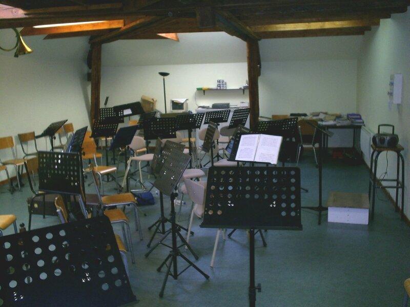 Archettes Salle de Musique 11