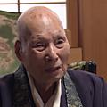 Portrait de ekiho miyazaki, 90 ans de pratique de zazen