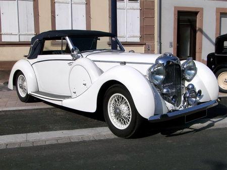 LAGONDA LG6 Drophead Cabriolet 1939 5
