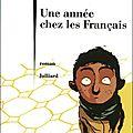 Une année chez les français ---- fouad laroui