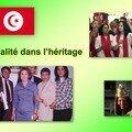 Plaidoyer pour l'égalité dans l'héritage, en tunisie