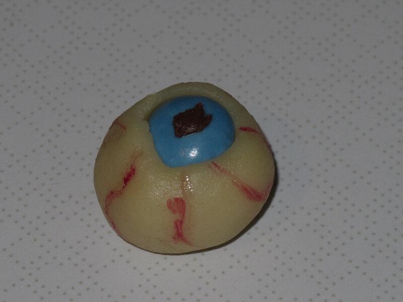 Halloween oeil sanglant 18