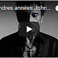 Tes tendres années - johnny hallyday (partition - sheet music)