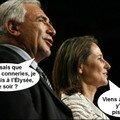 sego soutient DSK