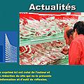 De la viande tuberculeuse en vente dans les supermarchés français ?