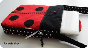 Sac netbook coccinelle!