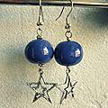 BO étoiles bleues (Bo230)