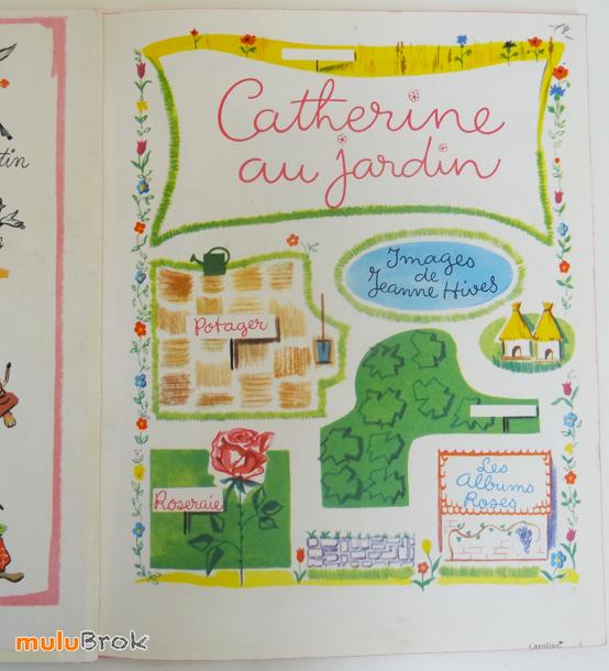 CATHERINE-au-jardin-4-muluBrok-Livre-ancien