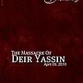 Deir yassine le 9 avril 1948