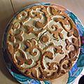 Gâteau de sorcière aux figues