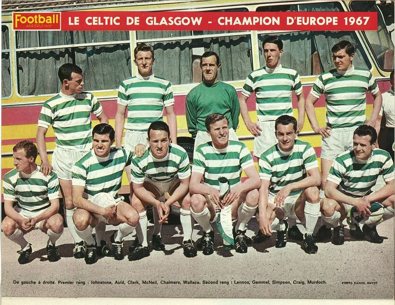 celtic glasgow (1966-67)