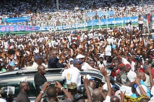 Touré Mamadou aux militants du Rdr : « Préparons-nous à une libération de Gbagbo et Blé Goudé »
