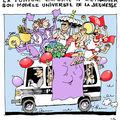 La tunisie exporte à l'étranger son modèle universel de la jeunesse
