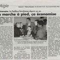 1 an de Pédibus - Le réveil Normand