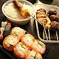Yoyo sushi, le meilleur restaurant japonais à convention (paris 15)