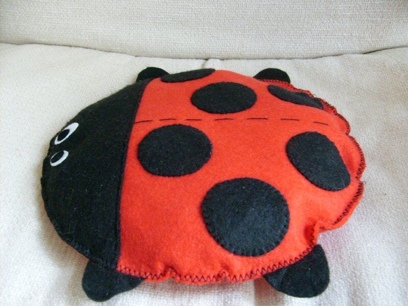 coussin coccinelle2