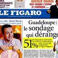 Sarkozy aux guadeloupéens :