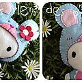 hello kitty feutrine
