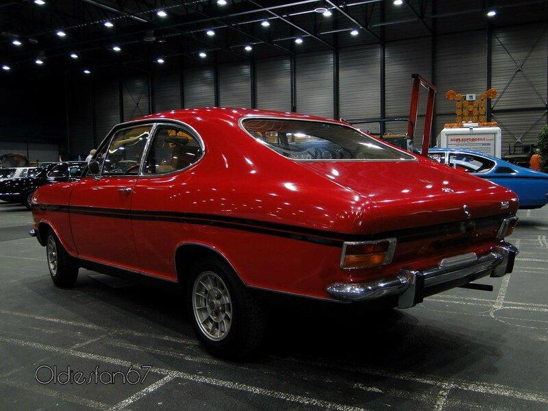 opel kadett b coupe 1973 b