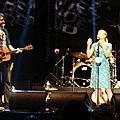 Kelly et Bruce en concert