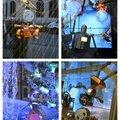 Paris vitrines Noel Lafayette