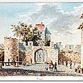 Poitiers (86) niort (79) - pierre-jean mignien du planier, président du tribunal criminel de la vienne (1746 - 1831)