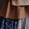 Tissus provençaux et indiennes