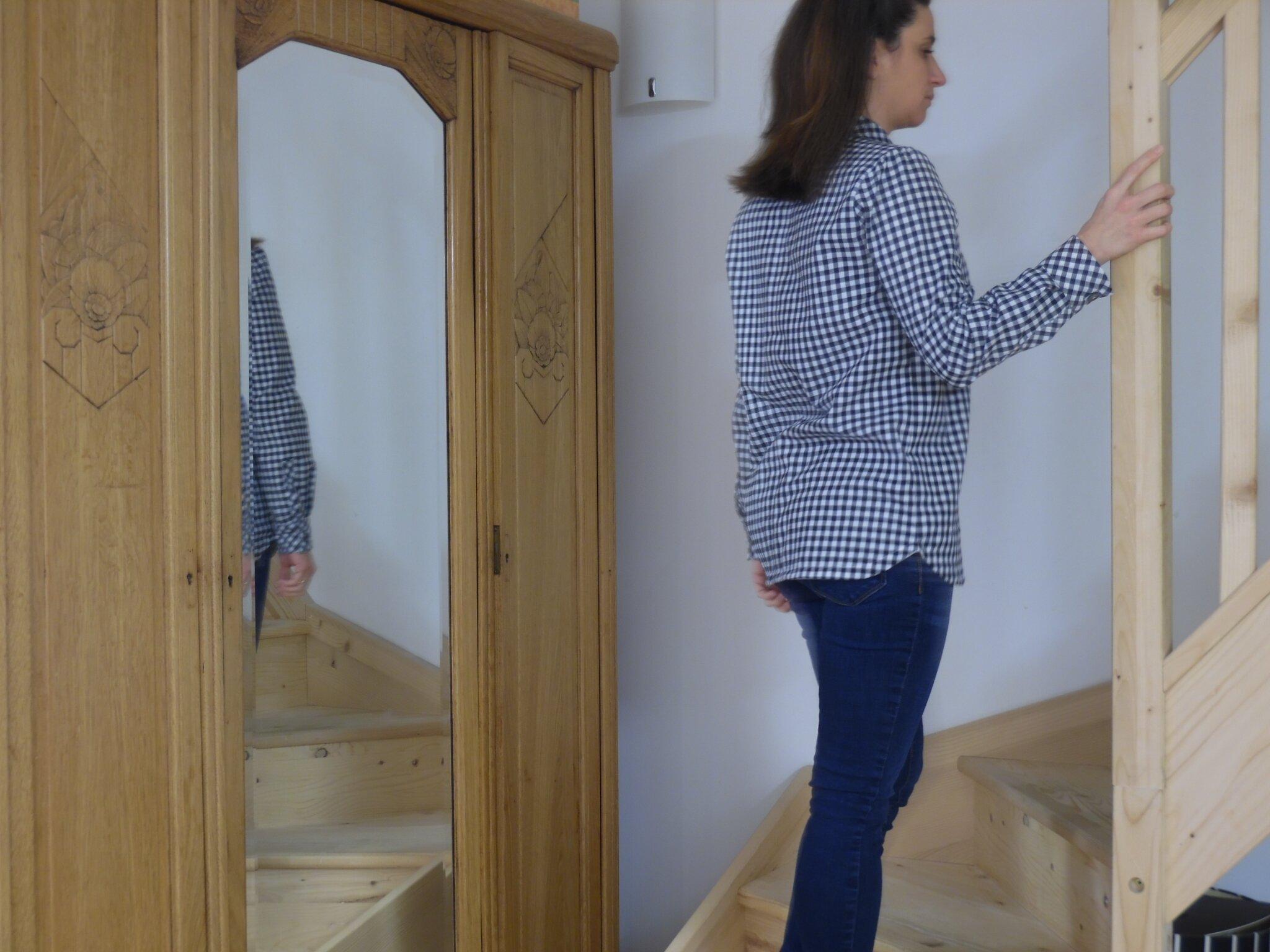 la chemise en vichy noir ou comment utiliser pinterest. Black Bedroom Furniture Sets. Home Design Ideas