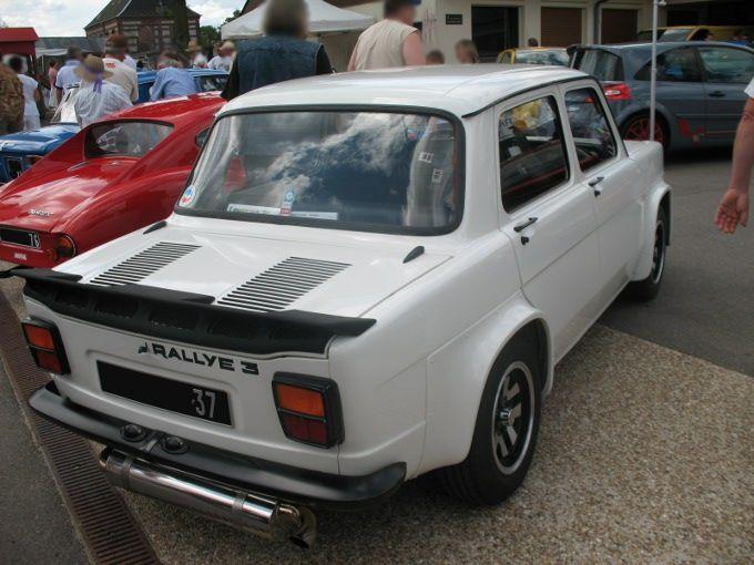 Simca 1000 Rallye 3 1977 1978 Autos Croisées