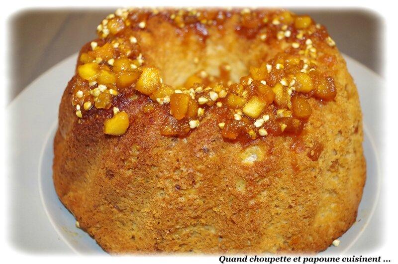kouglof et caramel aux pommes-3727