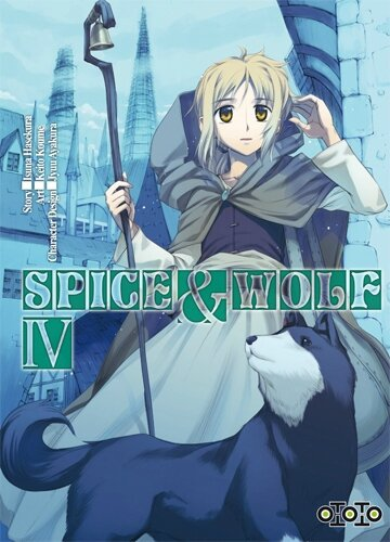Spice&Wolf, tome 4