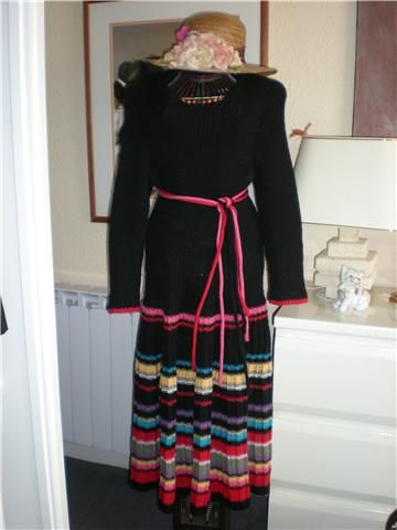 Robe par Mme Gres ( Finistère)