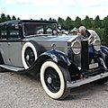ROLLS ROYCE 20/25 HP Saloon 1933 Schwetzingen (1)