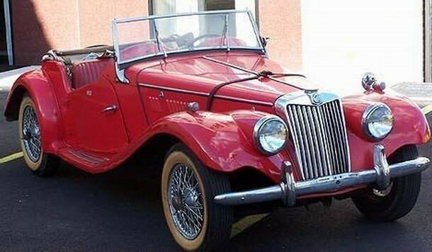 1954 - MG - TF -