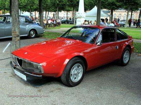 Alfa romeo junior GT Zagato de 1970 (9ème Classic Gala de Schwetzingen 2011) 01