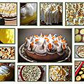 tartes au citron diverses
