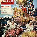 Paris match 21/02/1959