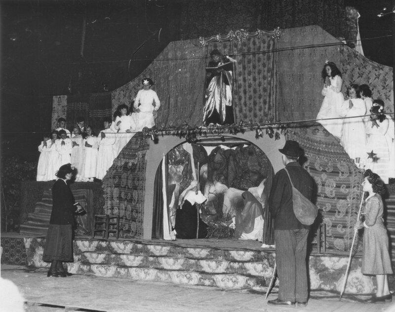 Procession de Pineuilh 1951 17