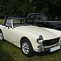 MG Midget roadster Lipsheim (1)