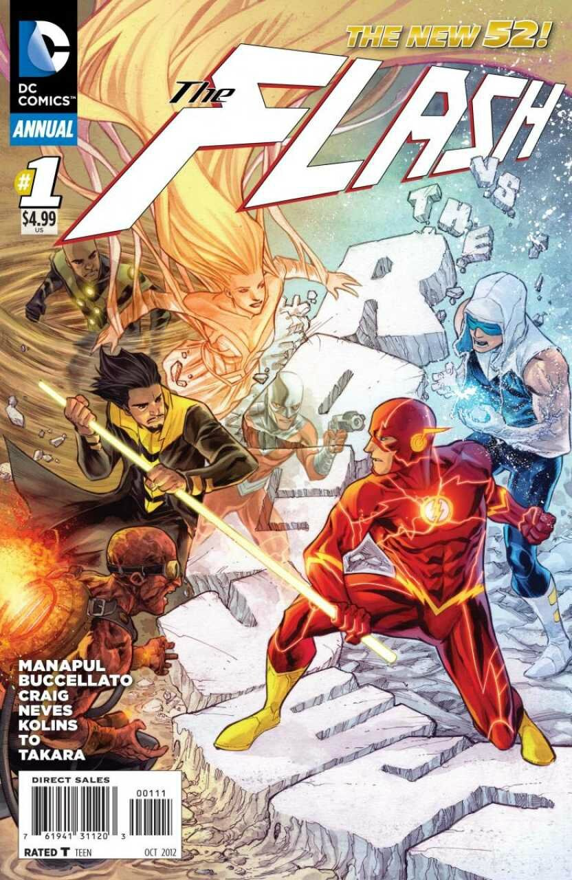 new 52 flash annual 1