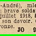 21 juillet 1918