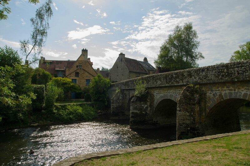 le pont céneri