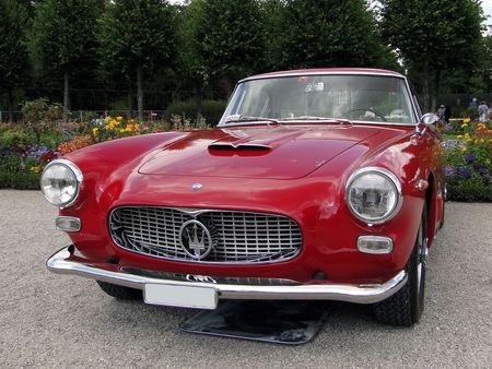 MASERATI 3500 GTi Coupe 1961 1964 Classic Gala de Schwetzingen 2010 1